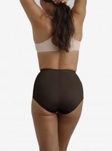 Culotte mi-haute gainante Noire - Fit & Firm - Miraclesuit Shapewear