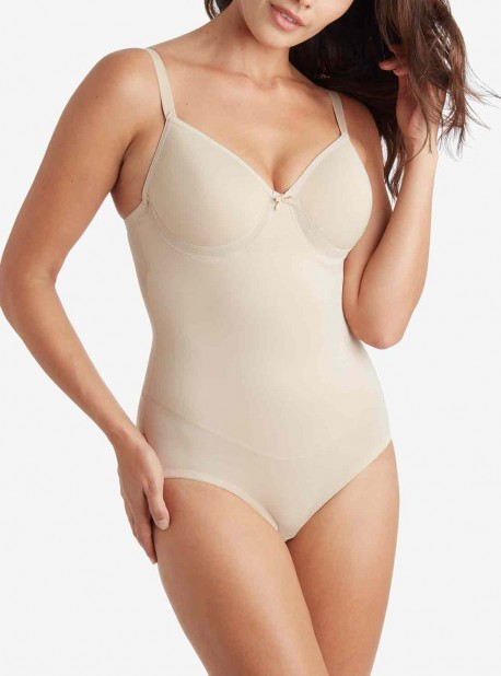 Body sculptant nude - Wonderful U - Miraclesuit Shapewear