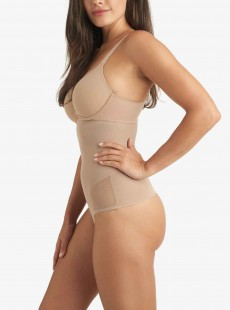 String gainant taille haute Stucco - Sexy Sheer Shaping - Miraclesuit Shapewear