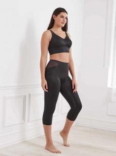 Legging gainant taille haute Noir - Fit & Firm - Miraclesuit Shapewear