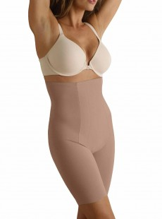 Panty gainant taille extra haute stucco - Shape with an Edge - Miraclesuit Shapewear