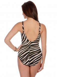 "Maillot de bain gainant Colorblock Sanibel - Opposites Attract - ""M"""