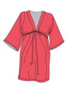 Robe kimono Hot Mess - Cosita Buena - Luli Fama