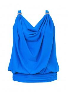 """Tankini Luxe Bleu canard - """"M"""""""