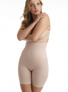 Panty gainant nude s'adaptant aux courbes lors de la prise ou perte de poids - Naomi & Nicole