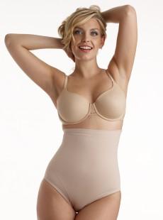 Culotte gainante nude s'adaptant aux courbes lors de la prise ou perte de poids - Naomi & Nicole