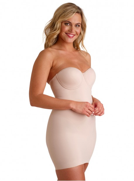 Fond de robe nude gainant - Real Smooth