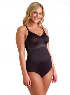 Body noir gainant s'adaptant aux courbes lors de la prise ou perte de poids - Weigh more or less