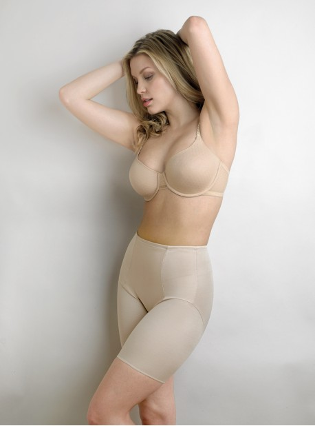 Panty gainant taille mi-haute nude - Shape Away