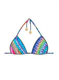 Haut de maillot de bain Triangle Bikini - Star Girl - Luli Fama
