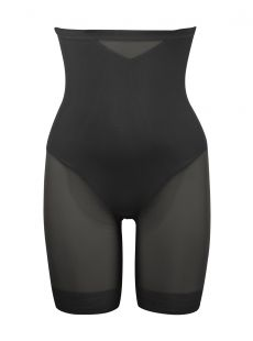 Panty gainant taille haute noir - 2789 Sexy Sheer