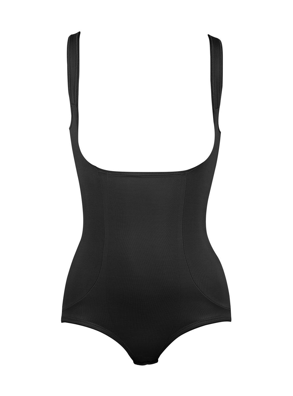 485d4415f34 Body noir avec bretelles - Shape Away - Miraclesuit Shapewear. Loading zoom