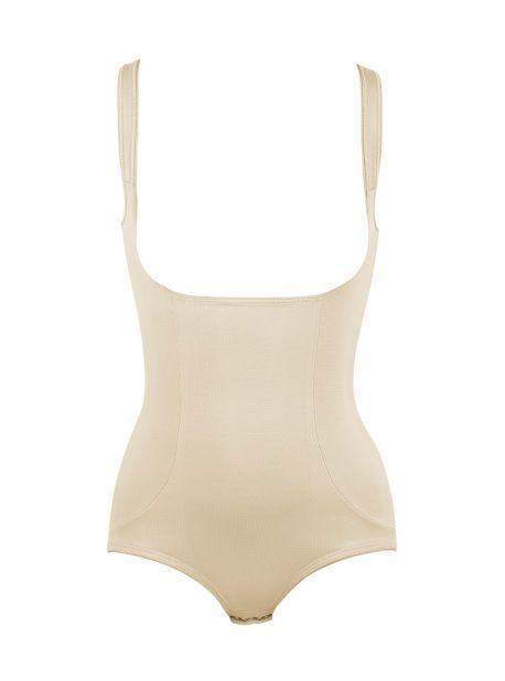 Body nude avec bretelles - Shape Away - Miraclesuit Shapewear