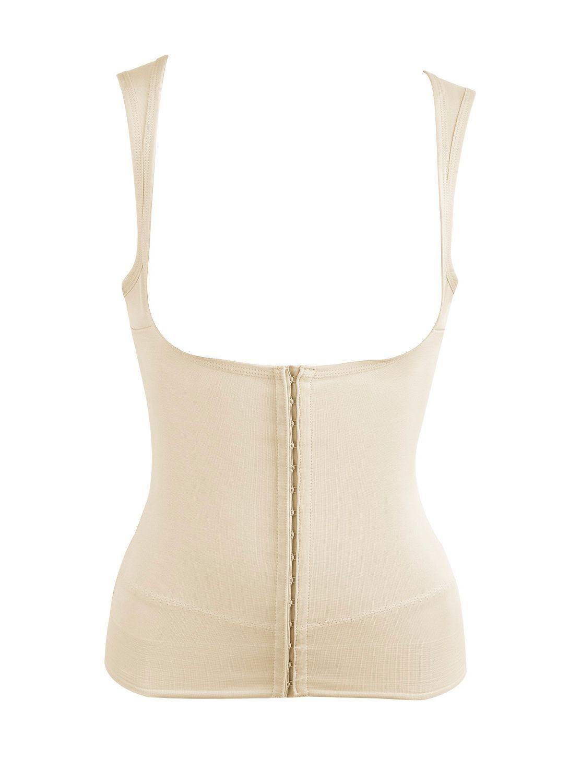 18d1761d576 Ceinture gainante nude avec bretelles - Inches Off - Miraclesuit Shapewear.  Loading zoom
