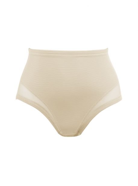 Culotte gainante haute nude extra-ferme - Sexy Sheer Shaping - Miraclesuit Shapewear