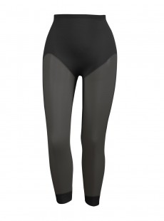 Legging gainant effet push-up noir - Sheer Rear Lifting